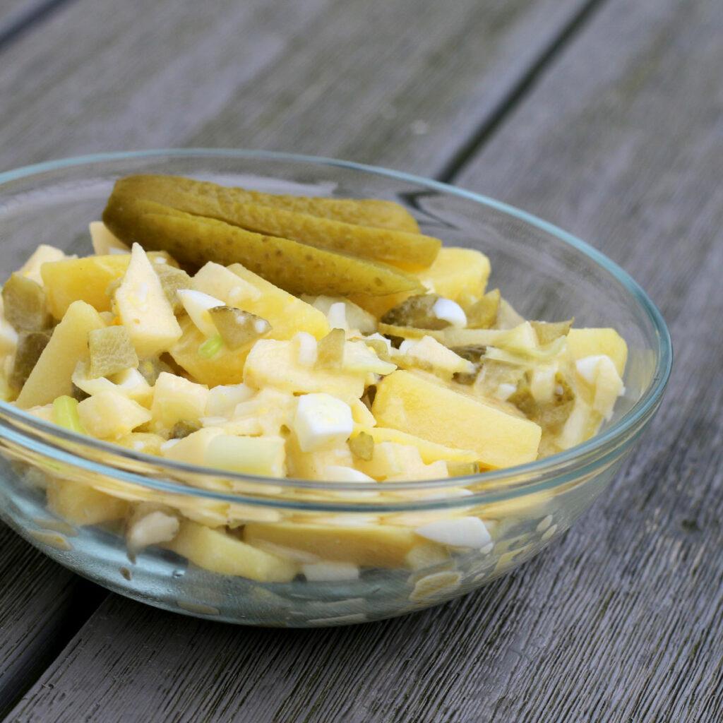 Kartoffelsalat wie bei Muttern