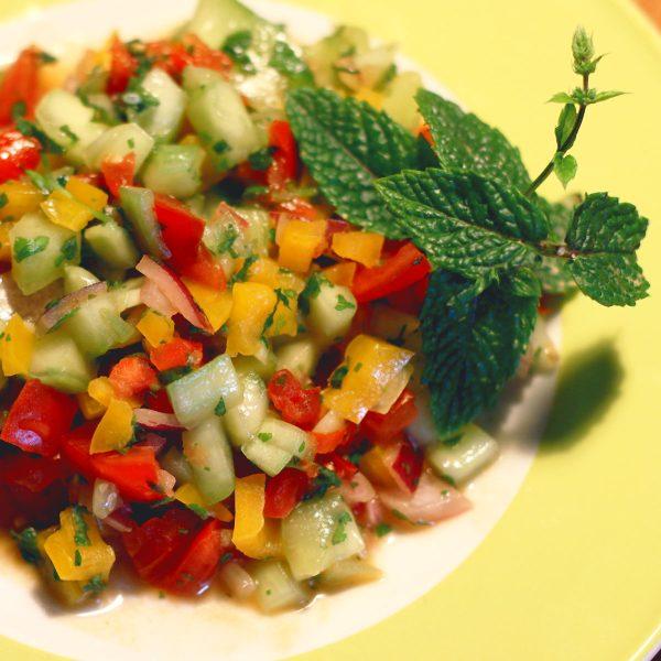 Marokkanischer Salat