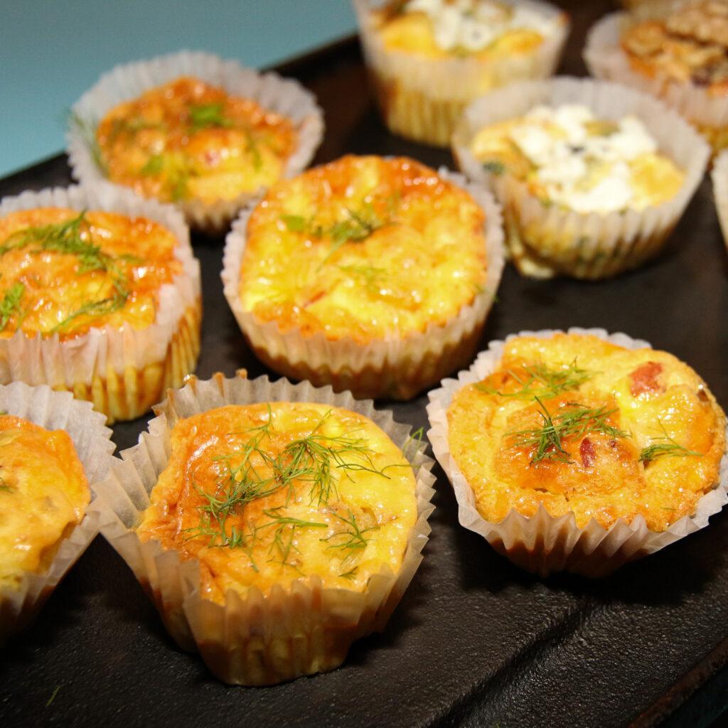 Eier-Muffins Titelfoto Koch für-2!
