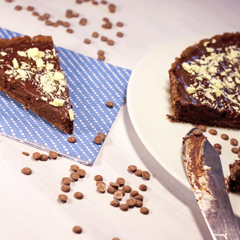 Mousse au Chocolat Tarte
