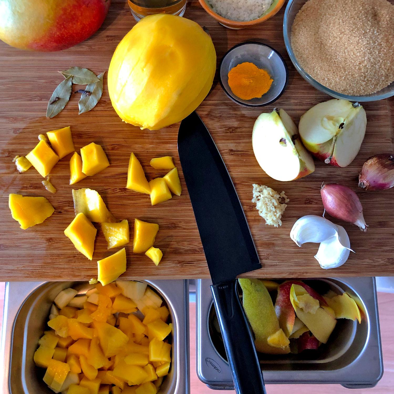 Mango-Chutney selber machen