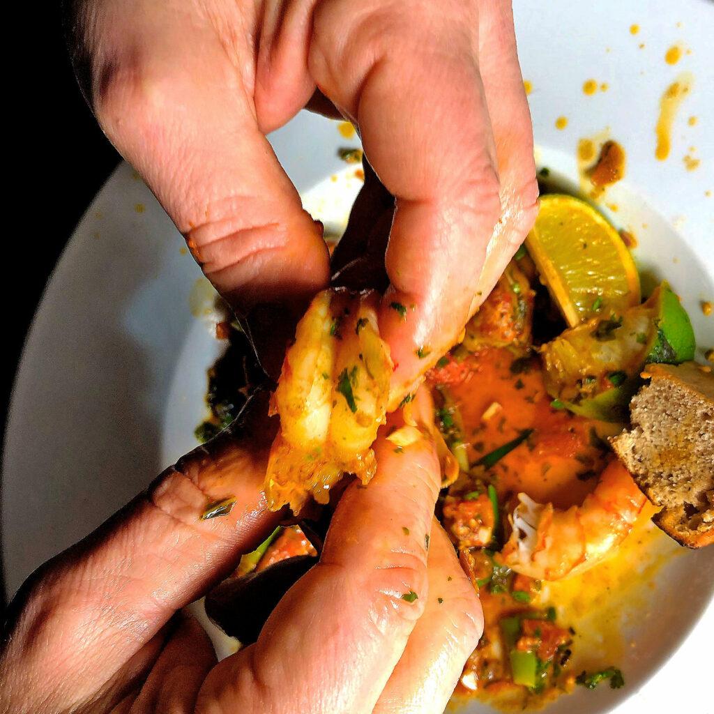 Shrimps New Orleans Style Rezep