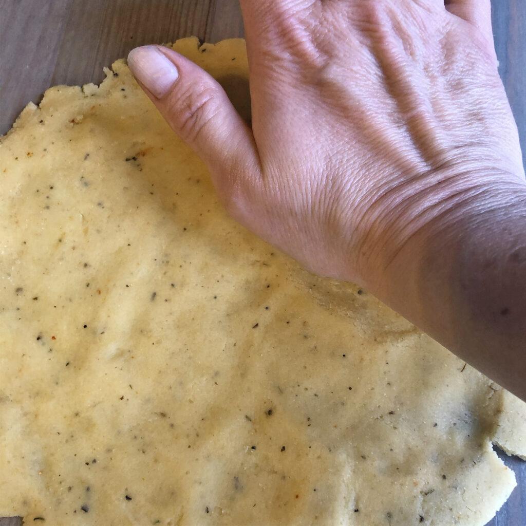 Pizzacracker selber machen
