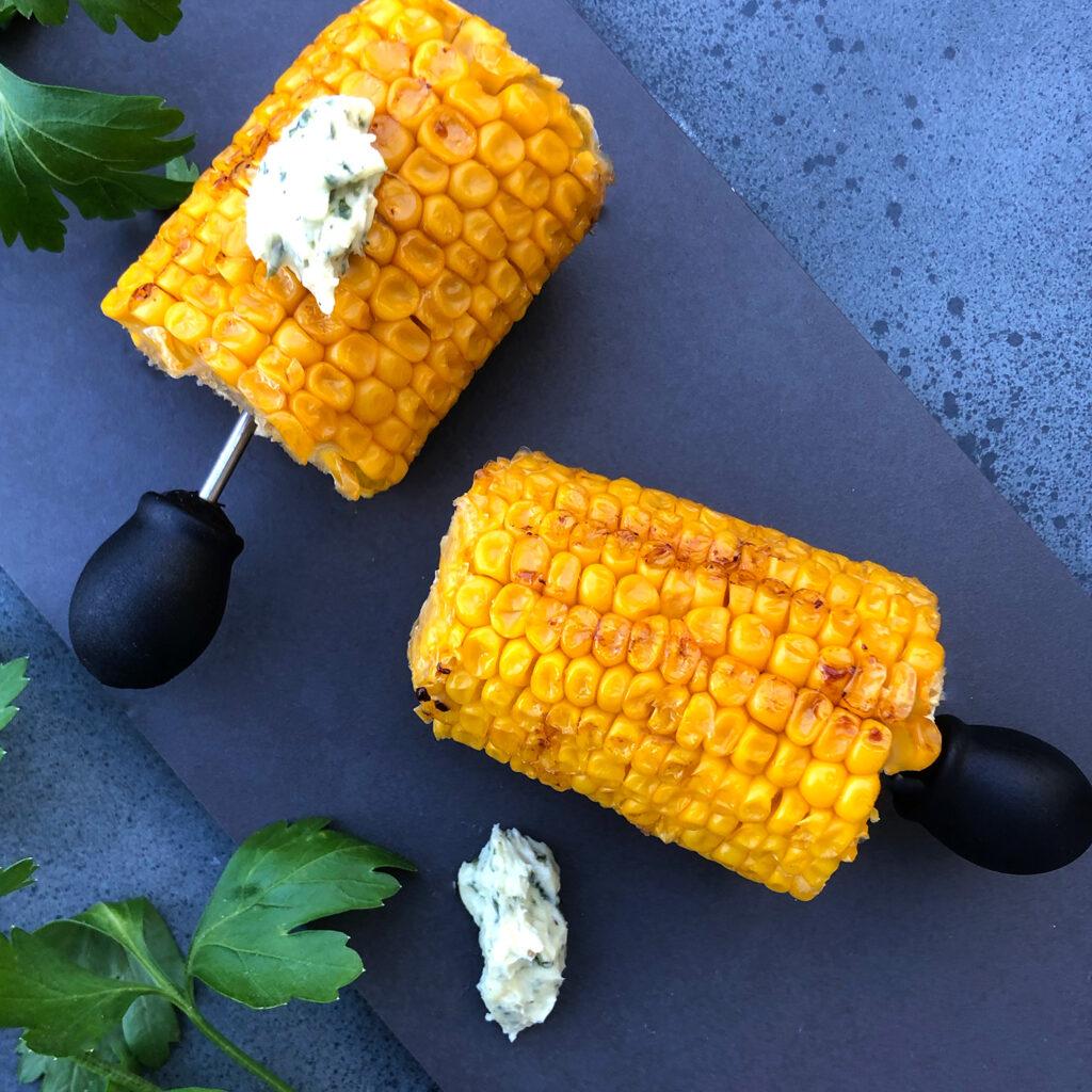 Maiskolben gegrillt | Koch für 2!