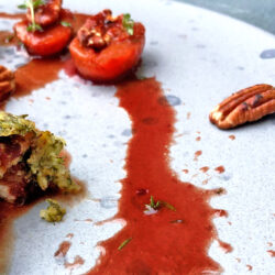 Pflaumen-Portwein-Sauce