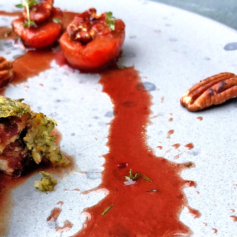 Pflaumen-Portwein-Sauce | Koch für 2!