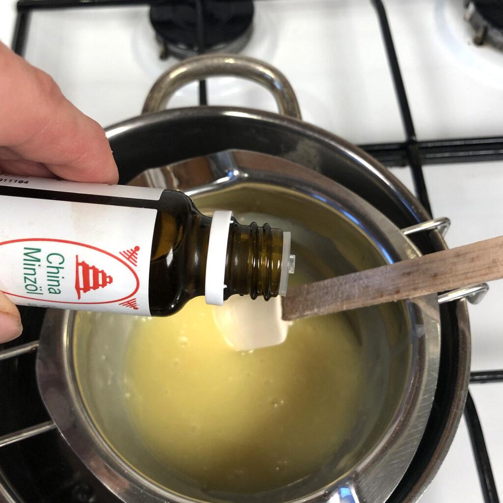 Backen mit Minzöl   Koch für 2!