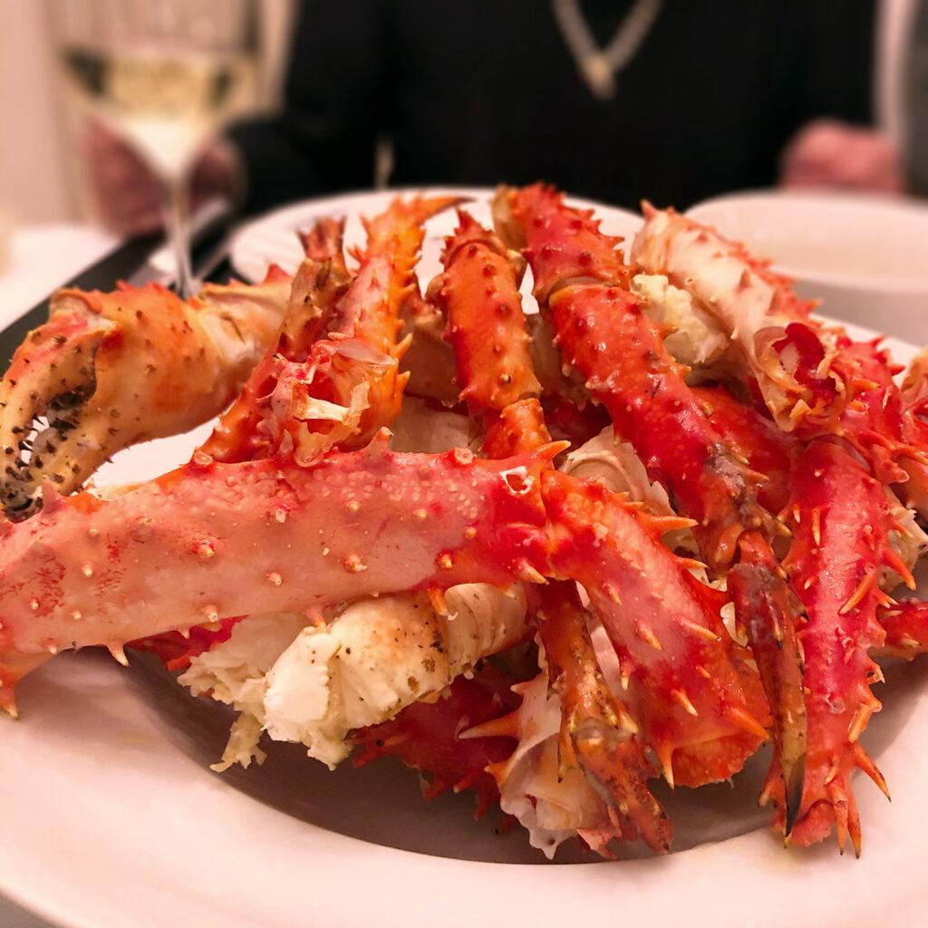 King Crabs / Königskrabben zubereiten | Koch für 2!