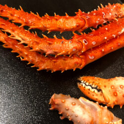 Königskrabben - Mundende Monster aus dem Meer