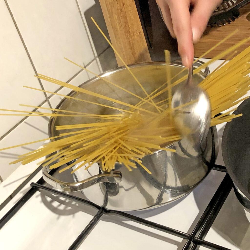 spaghetti aglio e olio | Koch für 2!