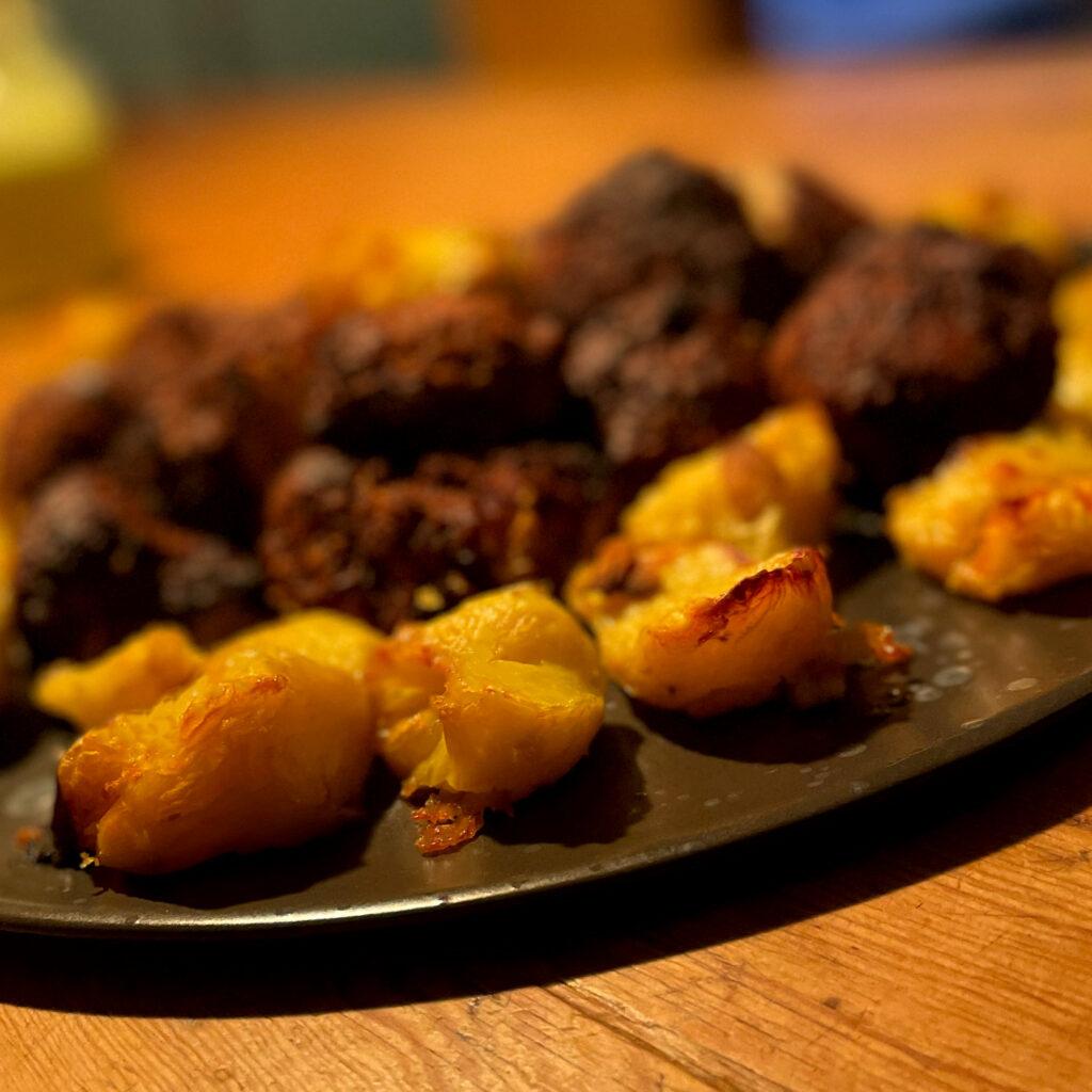 Smashed Potatoes | Koch für 2!