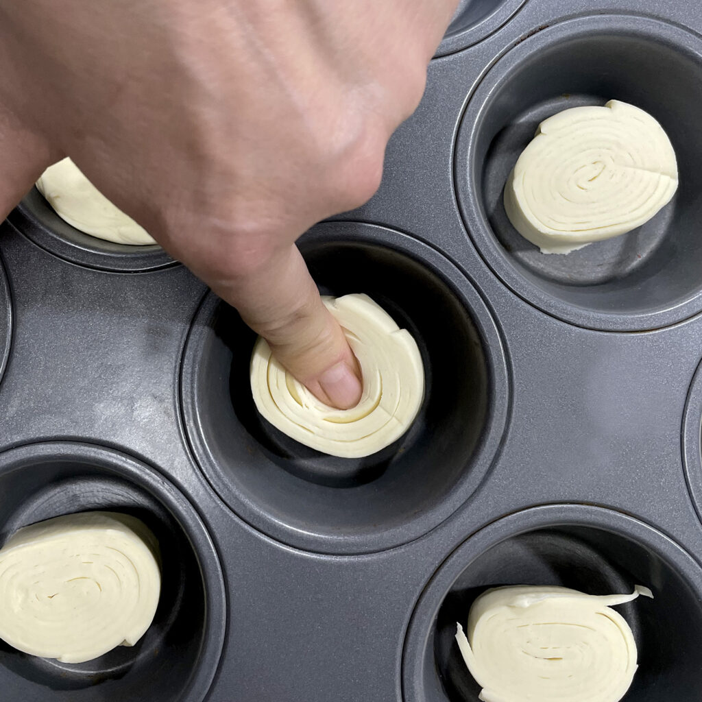 Pasteis de Nata, Muffinform | Koch für 2!