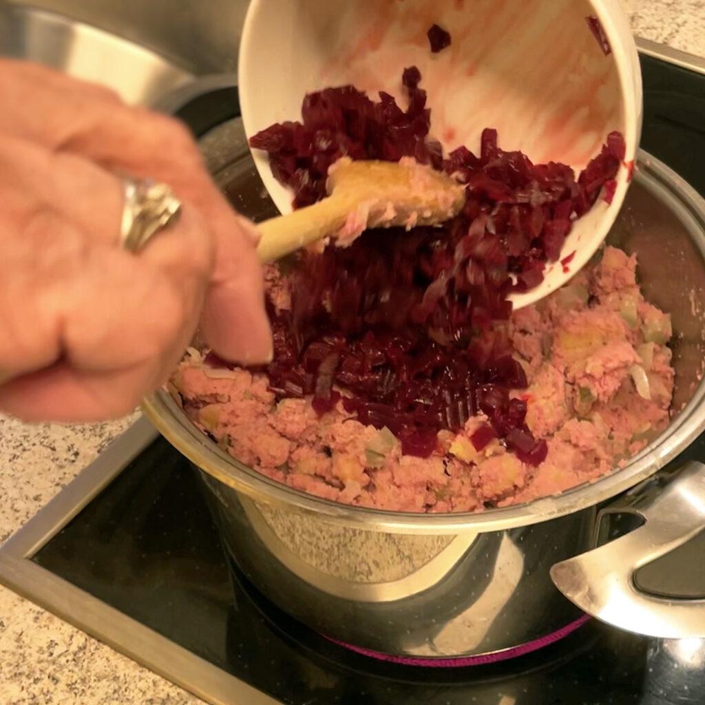 Hamburger Labskaus mit roter Bete | Koch für 2!